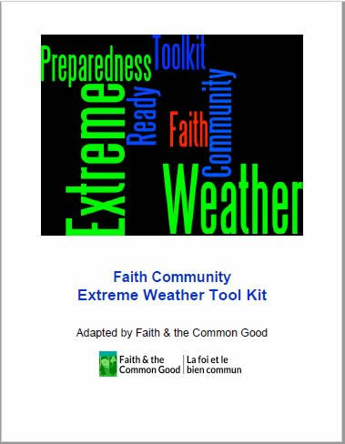 Faith Community Extreme Weather Tool Kit